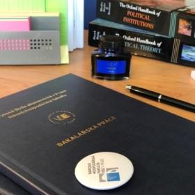 Odevzdání závěrečných prací v květnu 2021 na KHP