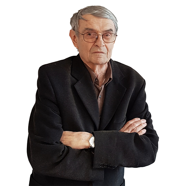 doc. Ing. Slavoj Czesaný, DrSc.