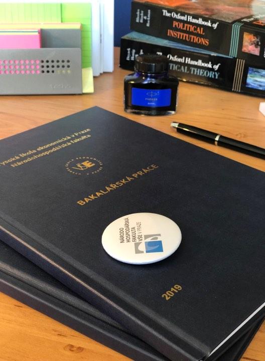 Odevzdání závěrečných prací v srpnu 2019 na KHP